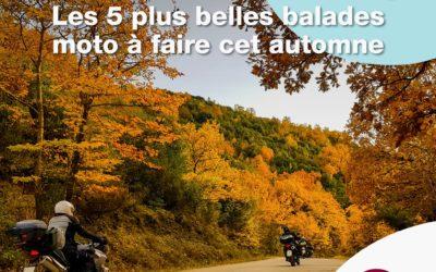 Les plus beaux roadbooks à télécharger dans votre GPS moto